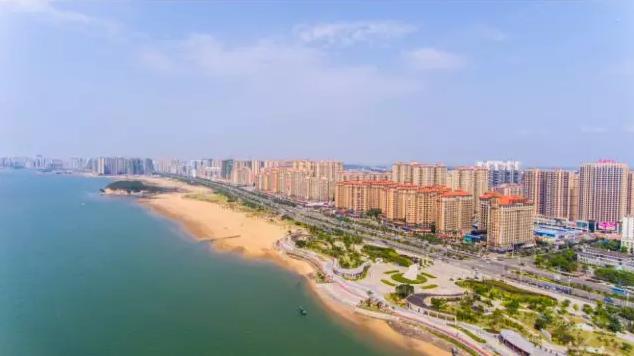 广西防城港龙光阳光海岸实景图
